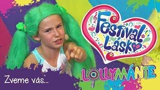 Lollipopz - Zveme Vás na Festival Lásky!