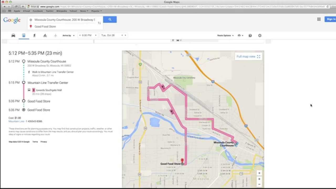 Google Trip Planner YouTube - Google trip planner map