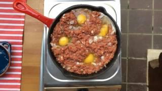 Corned Beef Hash & Eggs...