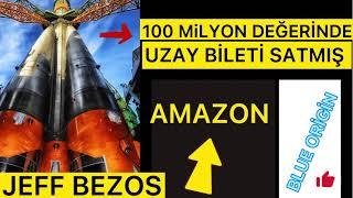 Jeff Bezos Neler Yapıyor! 100 Milyon Değerinde Bil