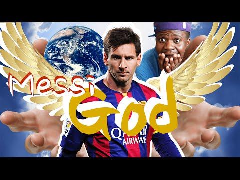 Lionel Messi - A God Amongst Men HD Reaction