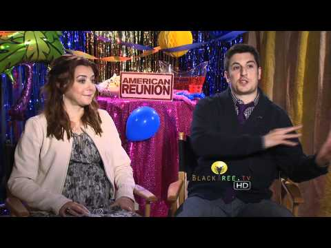 American Reunion - Interview with the stars