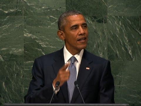 Obama Scolds Russia on Crimea Annexation