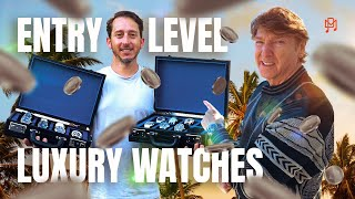 BEST ENTRY LEVEL LUXURY WATCHES YOU SHOULD OWN!