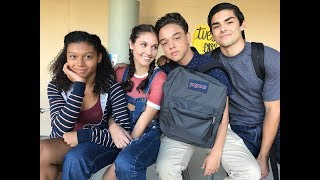 On my Block Cast Videos and Behind the Scenes 2019