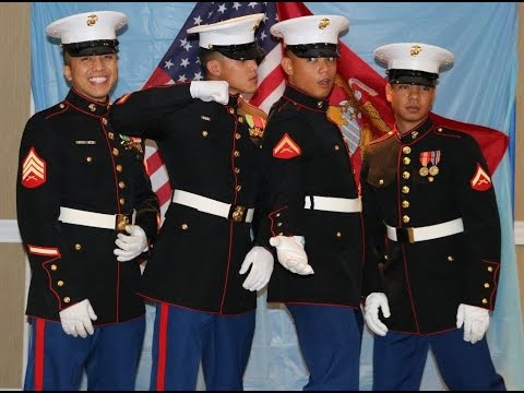 FILIPINO-AMERICAN US MARINES(YOU MUST WATCH THIS!!!)