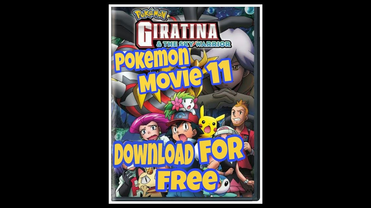Pokemon movie 11 giratina and the bouquet of the sky gallery.
