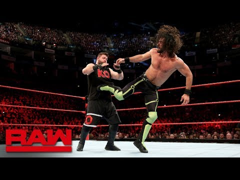 Seth Rollins vs. Kevin Owens - Intercontinental Title Open Challenge: Raw, May 14, 2018