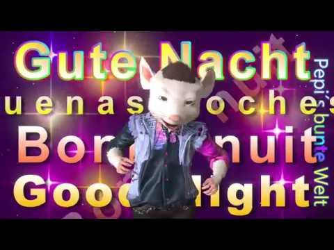 Gute Nacht Kalt