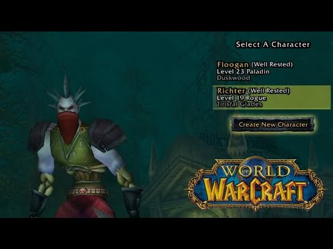 World Of Warcraft In 2004 - A Time Capsule