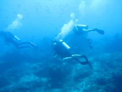 Dive in Amed, Bali - Indonesia