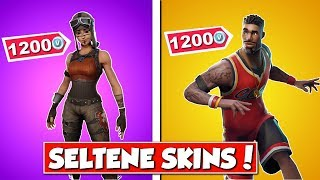 these *RARE* Skins you need to buy in Fortnite!!