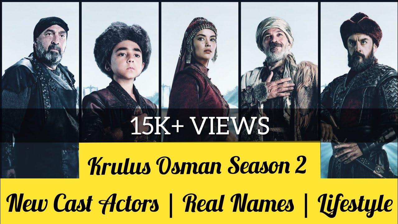 Download Kurulus Osman Season 2 New Characters   Kurulus Osman Season 2 Cast Name   Real Names & Lifestyle