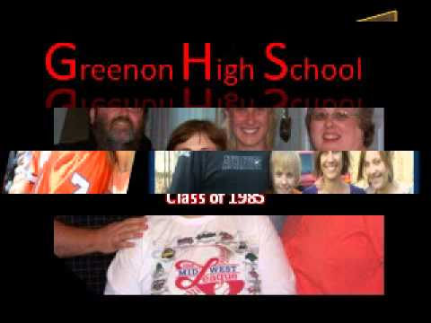 Greenon High School  1985 25 year reunion movie clip.mpg