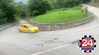 Rally 2 Laghi 2021 ps 1 Fomarco