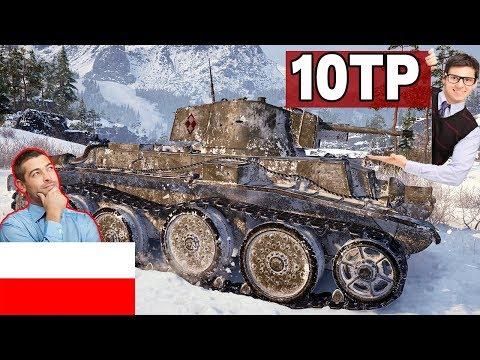 DUŻY ALE CZY DOBRY? - 10TP - World of Tanks thumbnail