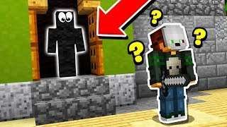 No one ever found me in this HIDING SPOT! (Minecraft Murder Mystery Camo Trolling)
