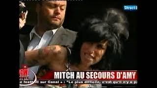 "Winehouse : Amy VS Mitch/Mitch  au secours d'Amy/Scandales à la chaîne ""24H People"" 2010"