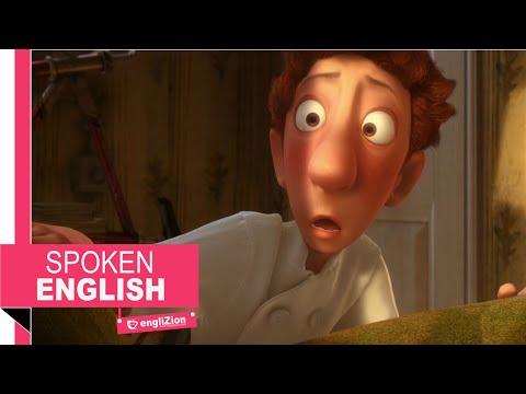 Englizion - تعلم اللغة الانجليزية من الأفلام - Ratatouille (3) - مترجم عربي انجليزي