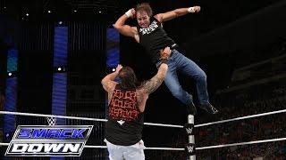 Dean Ambrose vs. Bray Wyatt: SmackDown, July 2, 2015
