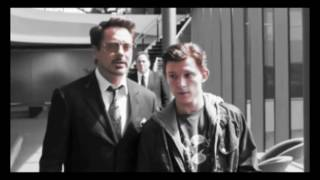 Stark and Parker // I Hate U I Love You