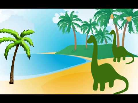 Five Enormous Dinosaurs (with Mr. Jeff and Ms. Yadi)