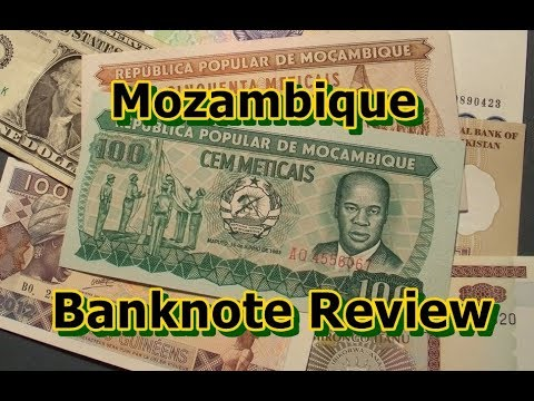 Mozambique Banknote Review