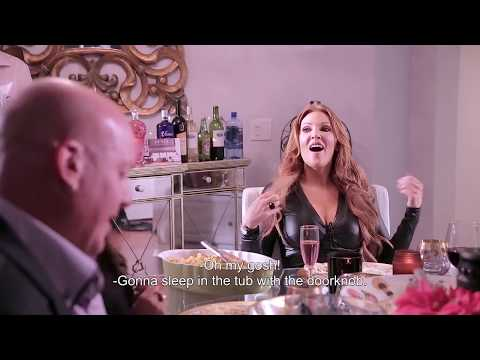 ANGELICA BRIDGES EPISODE 1  Cooking styles of the rich and famous