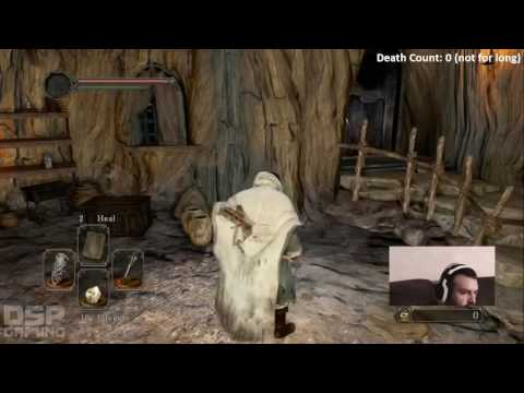 This is how you DONT play Dark Souls 2 (Mirror)