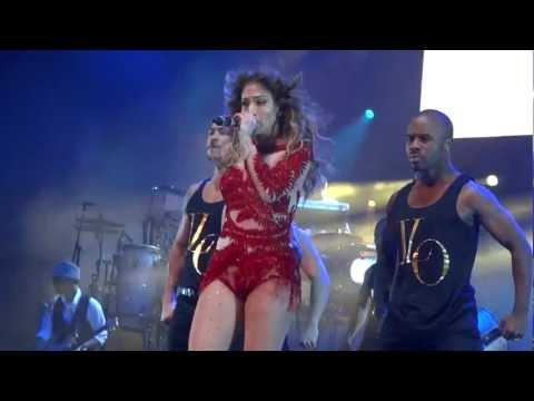 Jennifer Lopez  Papi Live Sydney Australia Dance Again World Tour 15.12.121080p