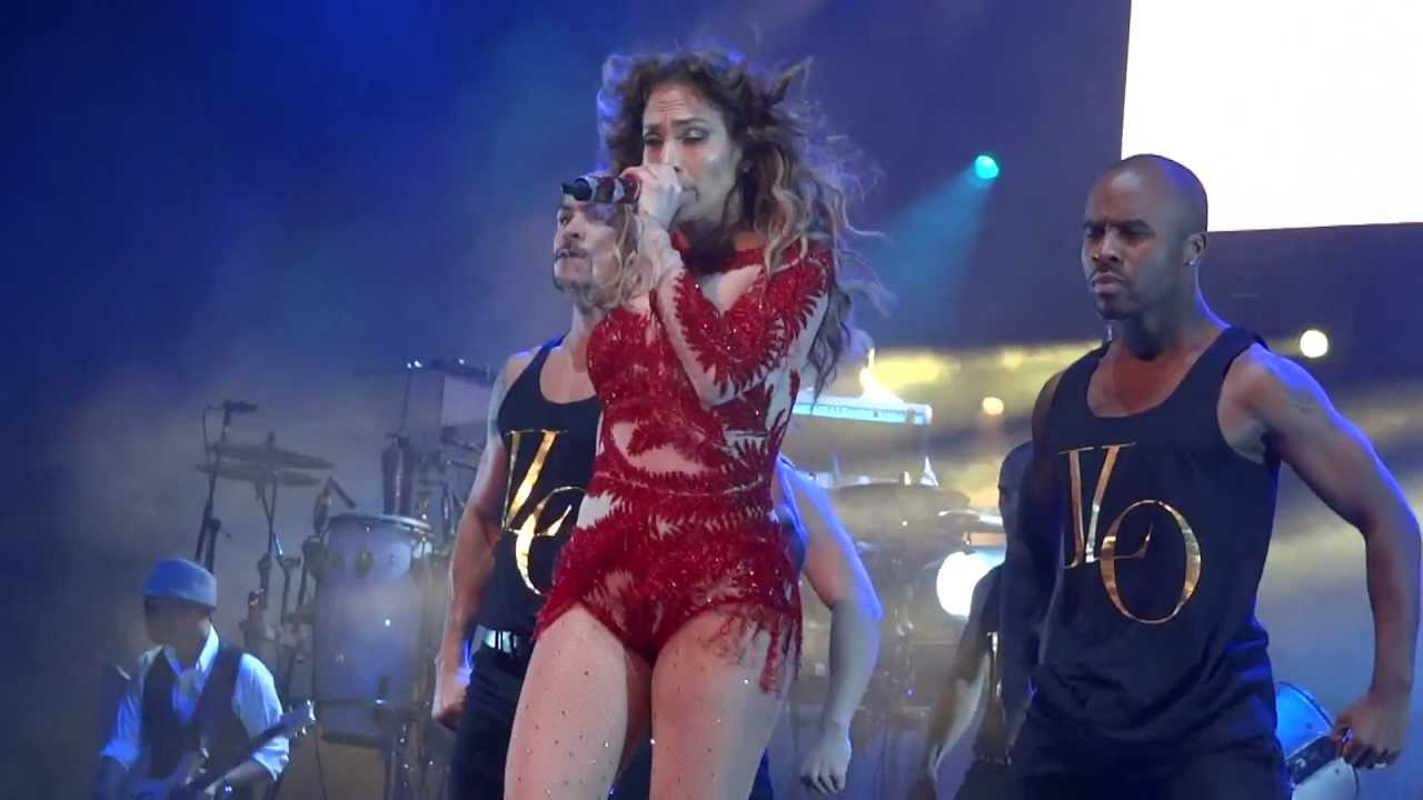 Jennifer Lopez World Tour