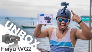 รีวิว Unbox Feiyu WG2 กันสั่นโกโปร กันน้ำลึก 1 เมตร ราคาน่าซื้อไหม?