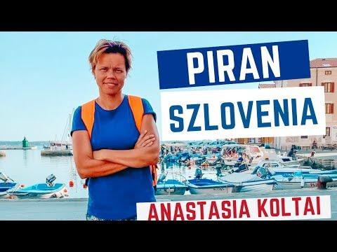🌴Nem egy tipikus nyaralási helyszín Piran, Szlovénia..❤