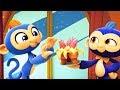 Fingerlings Tales | Boris The Monkey Loves Bananas | Kids Cartoons | Funny Videos for Kids