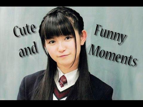 Suzuka Nakamoto (中元すず香) Cute And Funny Moments