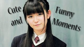 Cute and Funny Moment compilation of Suzuka Nakamoto. If anyone is ...