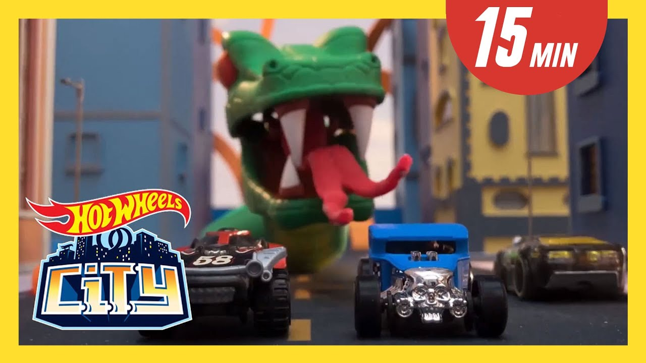 BEST Moments From Season 1 | Hot Wheels City | @Hot Wheels