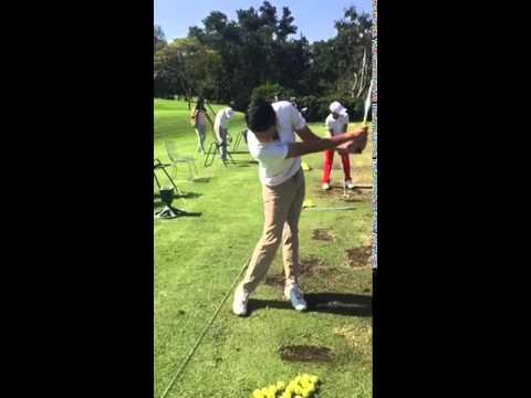 Santiago Varela Golf Recruit