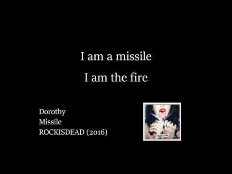 Dorothy - Missile  (Lyrics Video)