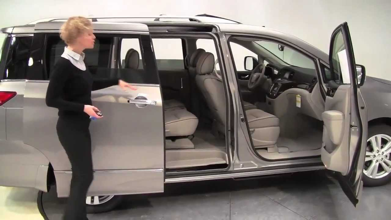 The New 2013 Nissan Quest Sl Feldmann Nissan Bloomington