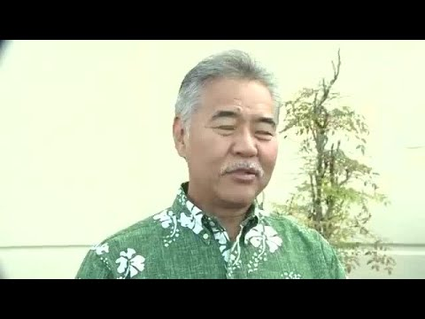 Lava update from Hawaii County Civil Defense, Governor Ige, and PGV