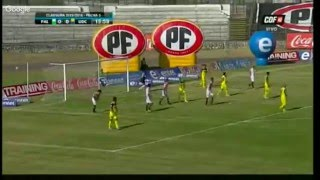 Palestino vs Univ. Conce full match