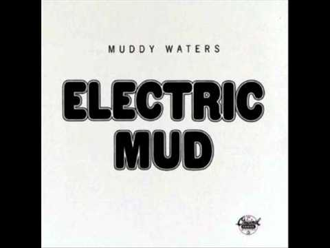 MUDDY WATERS - Mannish Boy PSYCH/BLUES (1968)