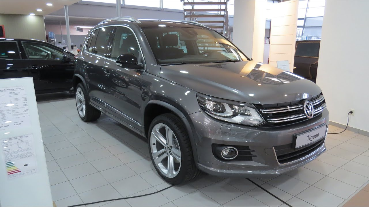 2015 volkswagen tiguan 2 0 sport style 4motion bmt youtube. Black Bedroom Furniture Sets. Home Design Ideas