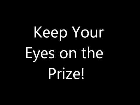 keep your eyes on the prize lyrics