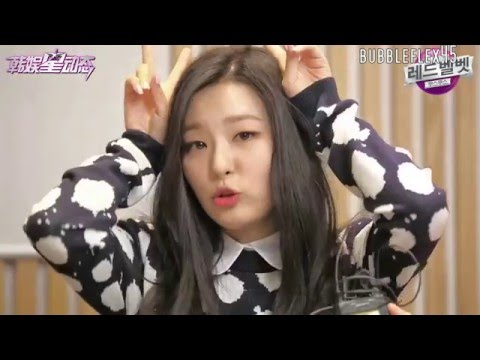 [COMPILATION] 레드벨벳 Red Velvet Reacting To Each Other's Aegyo (PART 1)