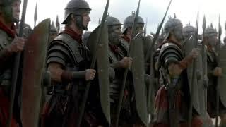 клип много серийного фильма Спартак кровь и песок