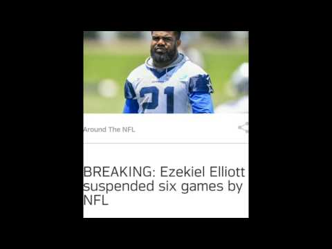 IT'S OFFICIAL...ZEKE SUSPENDED!😂😂😂😂