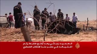 مسلحون يقتلون قائد الفرقة 9 مدرعات بالجيش المصري