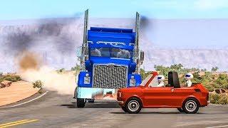 EXTREME CRASHES #55 - BeamNG Drive